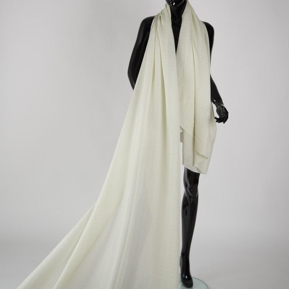 Jacquard silk