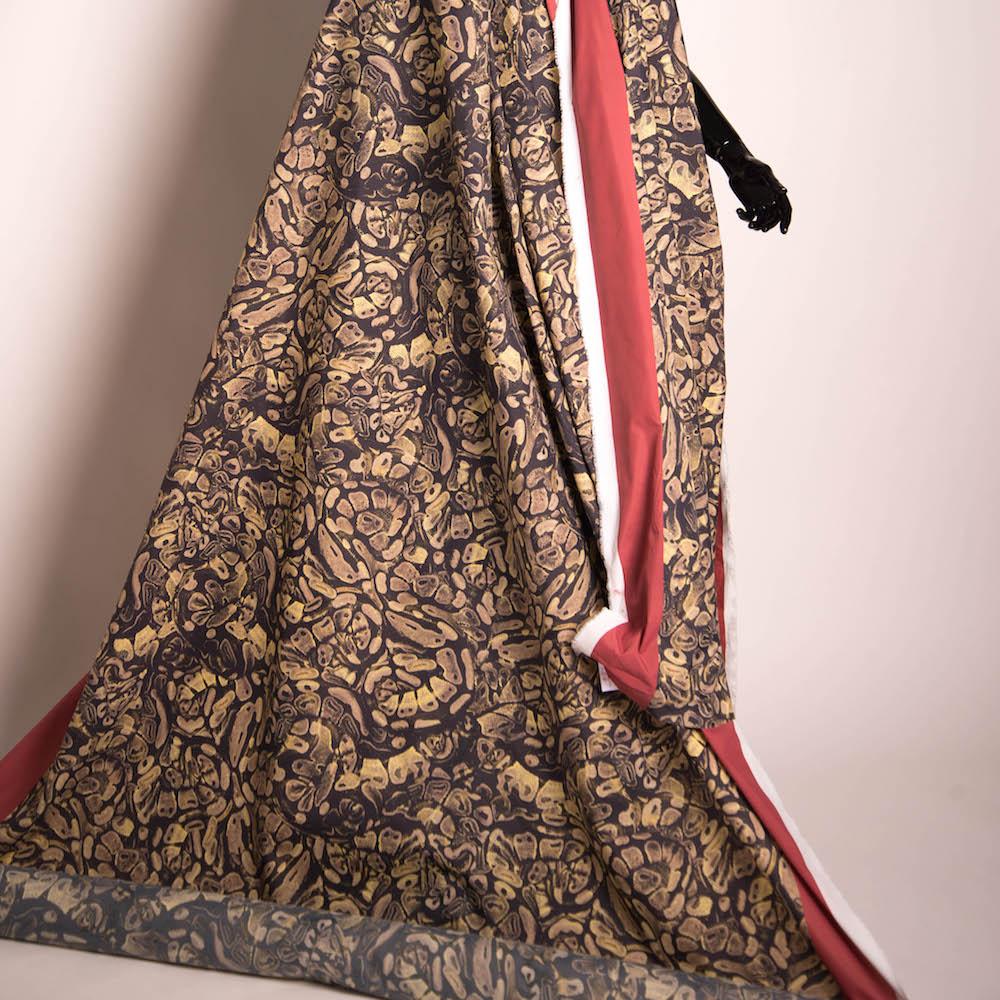 Raincoat fabric