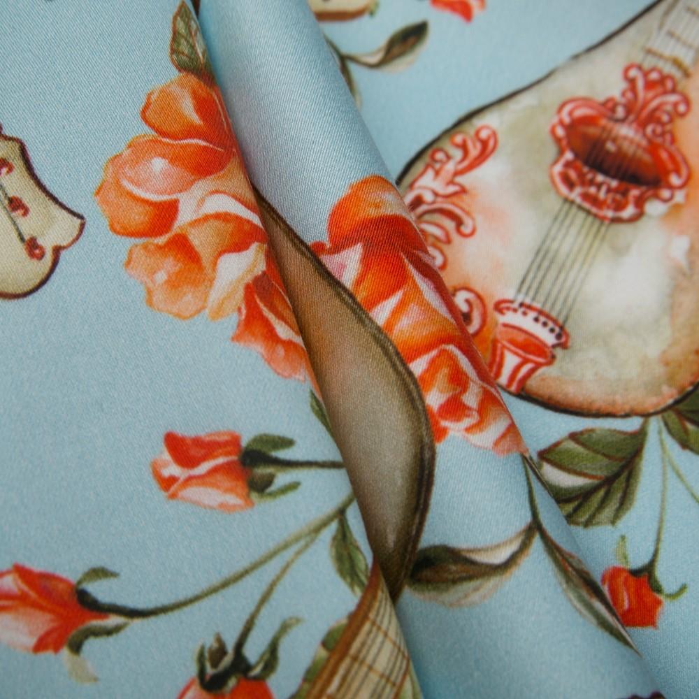 Cotton with elastan